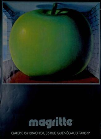 オフセット Magritte - La Chambre d'Ecoute Galerie Isy Brachot