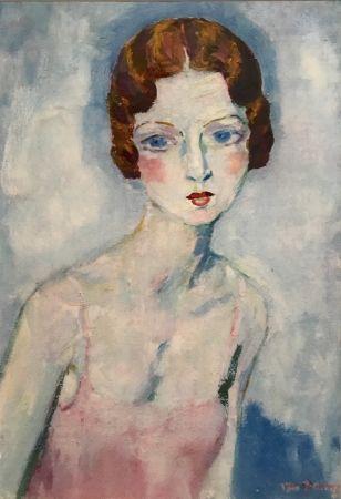 ステンシル Van Dongen - La Chemise Rose