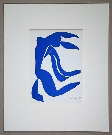 リトグラフ Matisse - La Chevelure - 1952