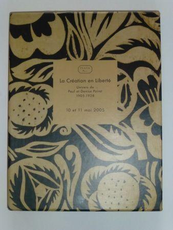 技術的なありません Poiret - La Création en Liberté , univers de Paul et Denise POIRET 1905 - 1928