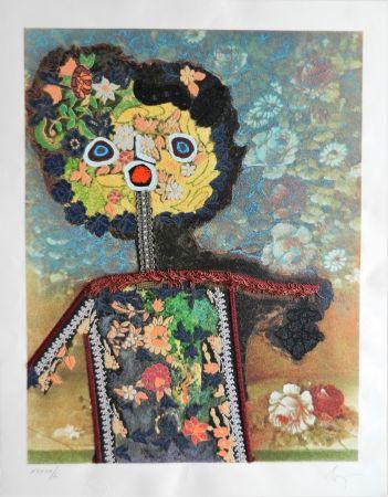 多数の Baj - La dama di fiori