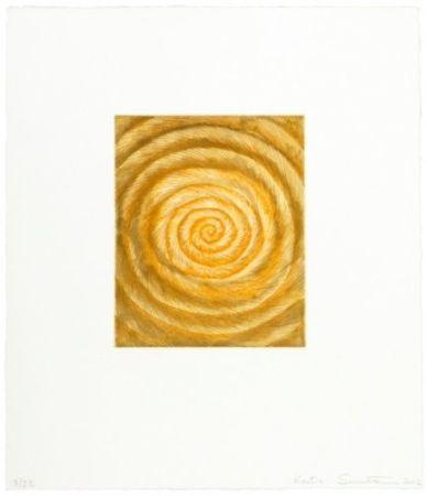彫版 Santibañez - La espiral caprichosa