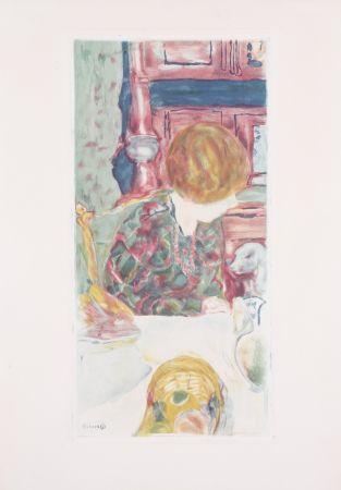 アクチアント Bonnard - La Femme au chien