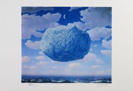 リトグラフ Magritte - La Fleche de Zenon