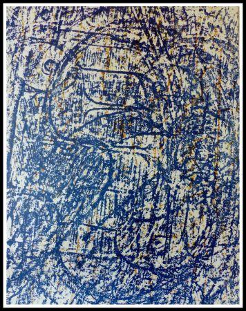 リトグラフ Ernst - LA FORET BLEUE