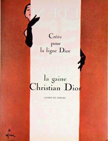 オフセット Gruau - La Gaine Christian Dior