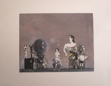 彫版 Lorenzo - La Generala