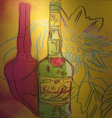 シルクスクリーン Warhol - La Grande Passion (FS IIIB.28)