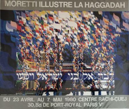 掲示 Moretti - La Haggadah