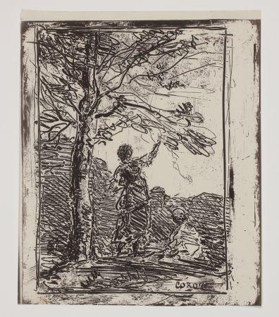 技術的なありません Corot - La jeune Fille et la Mort (The Maiden and the Death)