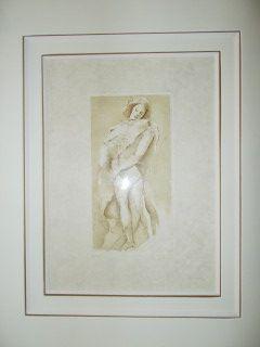 彫版 Fini - La Mort Douce