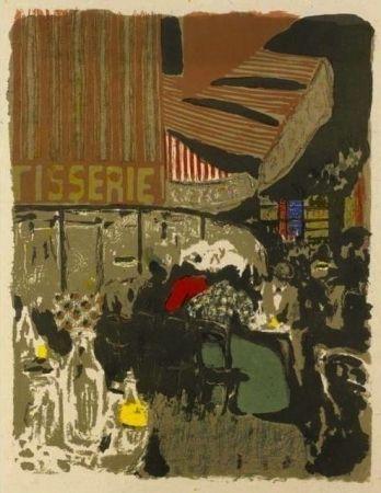 リトグラフ Vuillard  - La pâtisserie
