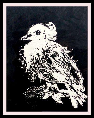 リトグラフ Picasso - LA PETITE COLOMBE