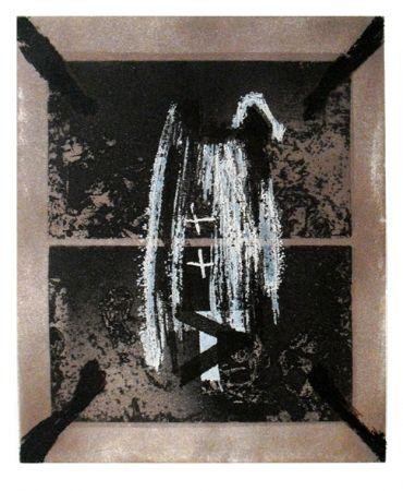 彫版 Tàpies - La pierre