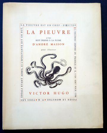 挿絵入り本 Masson - La Pieuvre