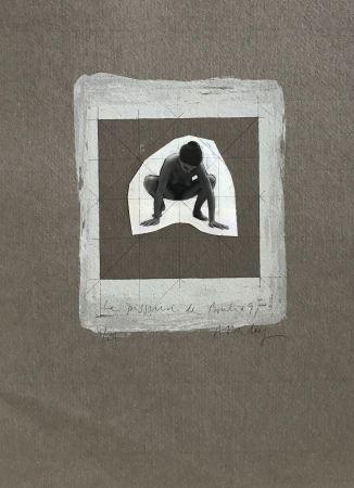 シルクスクリーン Delay - La pisseuse de Bouliac, 91