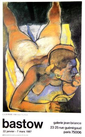 オフセット Bastow - La Pomme Galerie Jean Biance