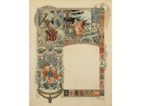 技術的なありません Grasset - La royauté espagnole / The Spanish Royalty