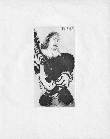 アクチアント Picasso - La Serenade