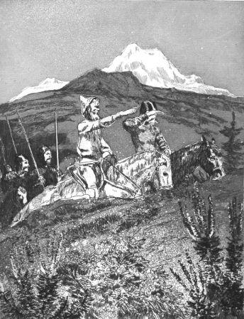 エッチングと アクチアント Klinger - La spedizione