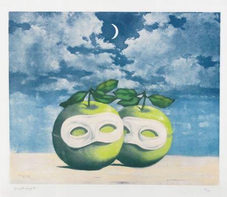 エッチングと アクチアント Magritte - La Valse Hesitation