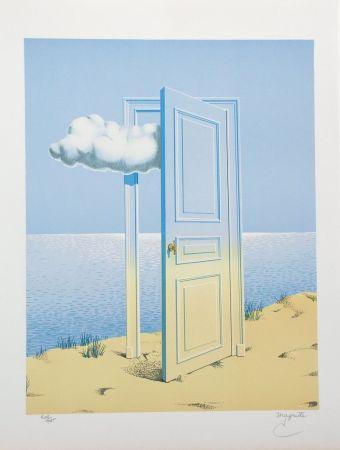 リトグラフ Magritte - La Victoire