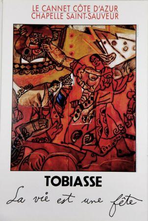 オフセット Tobiasse - La Vie est une Fête Chapelle Saint Sauveur