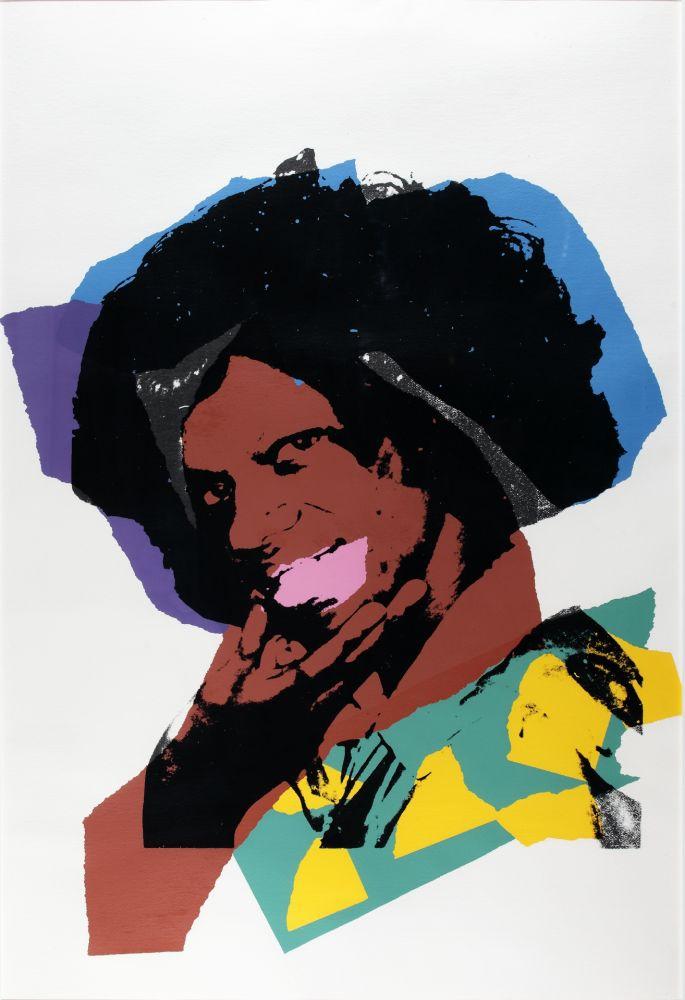 シルクスクリーン Warhol - Ladies and Gentlemen