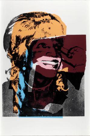 シルクスクリーン Warhol - Ladies And Gentlemen FS II.133