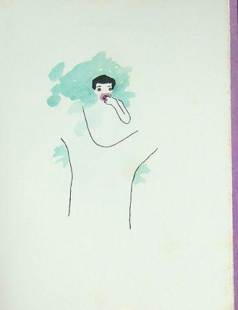 挿絵入り本 Della Casa - L'albero delle more