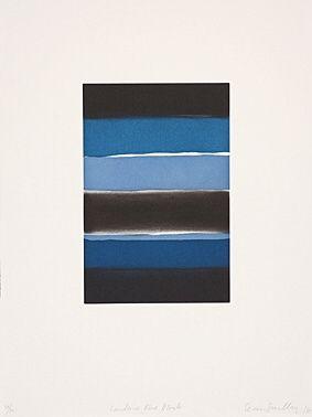 エッチングと アクチアント Scully - Landline Blue Black