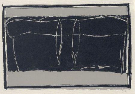 リトグラフ Hernandez Pijuan - Landscape 3