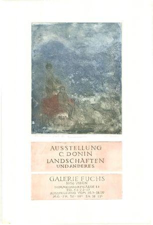 彫版 Donin - Landschaften und Anderes