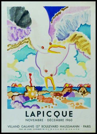 掲示 Lapicque - LAPICQUE GALERIE VILLAND GALANIS