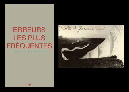 挿絵入り本 Christo & Jeanne-Claude - L'art en écrit
