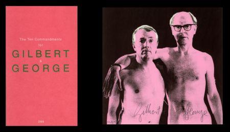 挿絵入り本 Gilbert & George - L'art en écrit