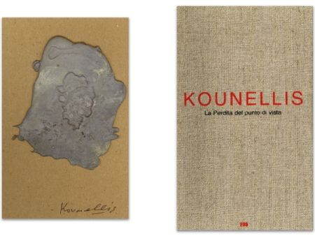 挿絵入り本 Kounellis - L'art en écrit