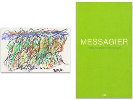 挿絵入り本 Messagier - L'art en écrit