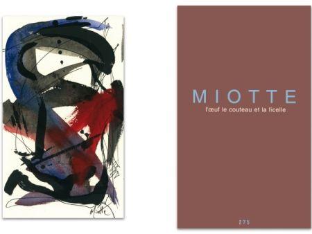 挿絵入り本 Miotte - L'art en écrit