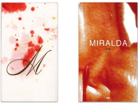 挿絵入り本 Miralda - L'art en écrit