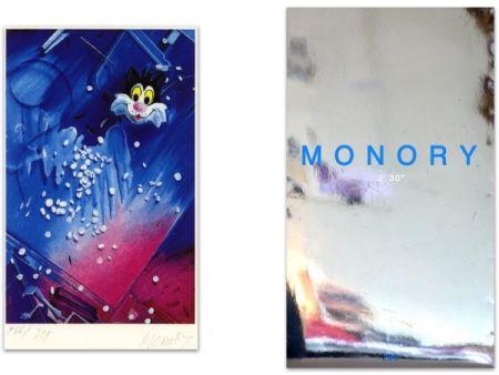 挿絵入り本 Monory - L'art en écrit