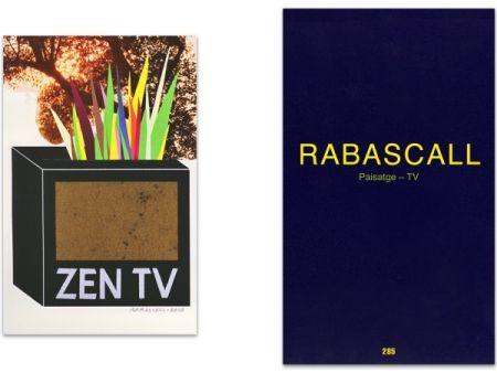 挿絵入り本 Rabascall - L'Art en écrit