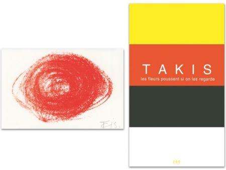 挿絵入り本 Takis - L'Art en écrit