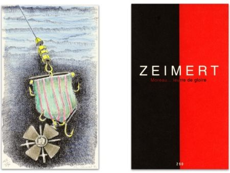 挿絵入り本 Zeimert - L'Art en écrit