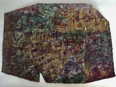 沈み彫り Gilliam - Lattice