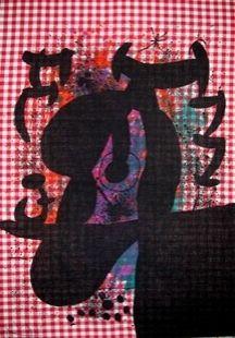リトグラフ Miró - Le Bagnard
