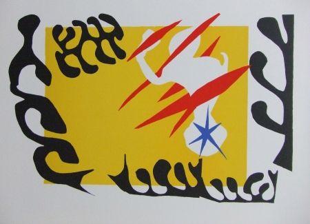 リトグラフ Matisse - Le cauchemar de l'éléphant blanc