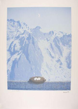 リトグラフ Magritte - Le Domaine d'Arnheim - The Arnheim Field