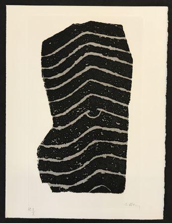 彫版 Ubac - Le Filet d'Eau (Paroles Peintes)