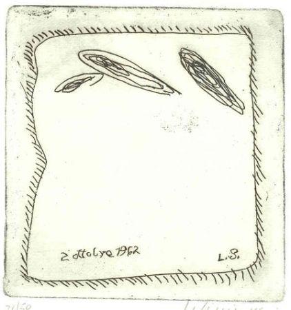 挿絵入り本 Sinisgalli - Le finestre di via Rubens